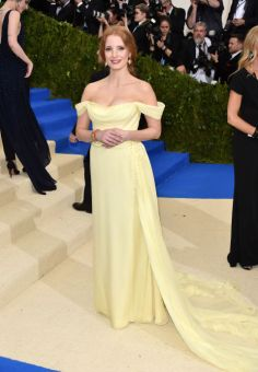 Jessica Chastain - Como un a Bella